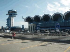 HENRI COANDA INTERNATIONAL AIRPORT, BUCHAREST, ROMANIA