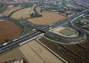 A4 MOTORWAY - MESTRE RING ROAD